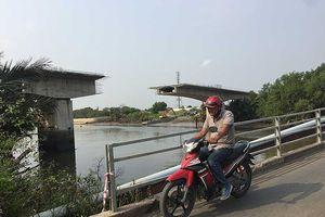 'Đoạn trường' xây cầu, kè Phước Lộc