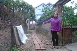 Ba Vì - Hà Nội: Dân bức xúc nhiều năm, chính quyền giải quyết xuôi ngược