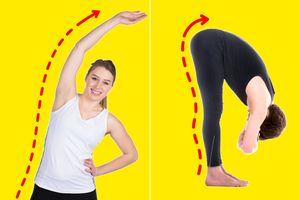 6 bài tập yoga đơn giản giúp cải thiện tư thế và vóc dáng