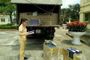 Thanh Hóa: Bắt giữ gần 2500 cây thuốc lá lậu