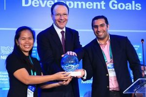 Nestle trao giải thưởng Tạo giá trị chung 2018