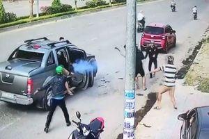 Công an thông tin vụ bắn nhau trên phố ở Đồng Nai