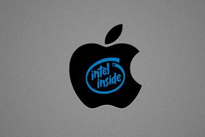 Apple định tự làm chip cho máy Mac, cổ phiếu Intel sụt giảm