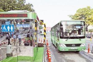 Nâng cao chất lượng dịch vụ xe buýt