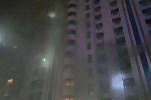 Cháy chung cư ở Bangkok: 3 người thiệt mạng, nhiều người Việt Nam bị thương