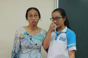Xem xét trách nhiệm hiệu trưởng vụ cô giáo '4 tháng lên lớp không nói gì với học sinh'
