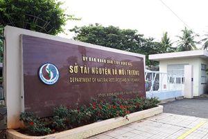Sở Tài nguyên Môi trường chậm trễ trong việc thực hiện chỉ đạo của Chủ tịch tỉnh