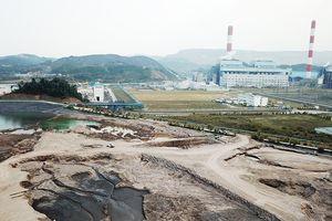 Bãi thải chỉ còn tải 11 ngày, nhà máy nhiệt điện có nguy cơ dừng sản xuất
