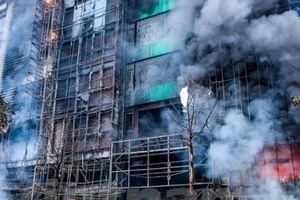 Hà Nội: Danh sách 10 quận, huyện có số vụ cháy nhiều nhất