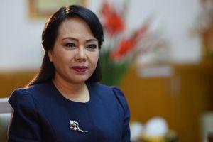 Vì sao Bộ trưởng Y tế Nguyễn Thị Kim Tiến không được công nhận giáo sư?