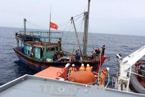 Tai nạn liên tiếp trên biển Sông Đốc, Cà Mau