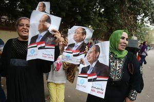 Tổng thống Nga, Mỹ chúc mừng chiến thắng của ông El Sisi