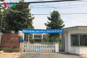Tiền Giang xử lý nghiêm các cá nhân cấp nhầm thuốc cho 3 thai phụ