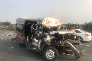 Đã cảnh báo tài xế có khói mù trên cao tốc nhưng vẫn xảy ra tai nạn