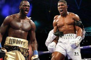 Sau Parker, Joshua cần đánh với Wilder trong trận đấu của thập kỷ