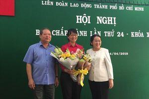 Bí thư Quận ủy quận Gò Vấp làm Chủ tịch LĐLĐ TPHCM