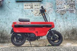 Xe ga Honda Motocompo 'hàng độc' giá 33 triệu tại Sài Gòn