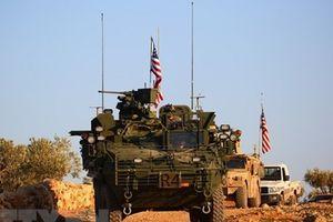 Mỹ thiết lập các căn cứ quân sự ở Manbij thuộc miền Bắc Syria