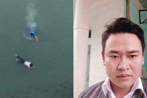 Chàng trai nhảy sông cứu sống cô gái tự tử kể về phút liều mình