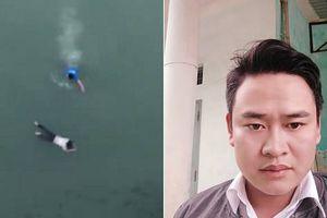 Tặng bằng khen cho 'chiến binh xanh' VNPT quên mình cứu cô gái nhảy cầu