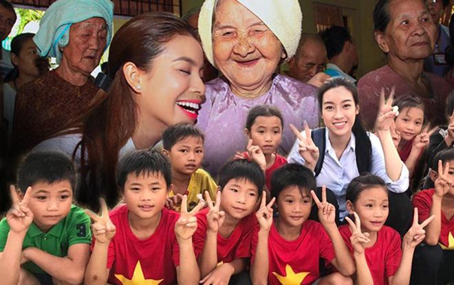 Hành trình chạm đến trái tim của những nàng hậu Việt: Lắm gian nan nhưng cũng đáng tự hào