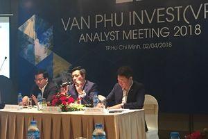 Văn Phú - Invest lãi ròng đột biến năm 2017 nhờ dự án nào?