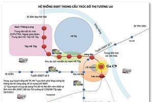 Các nhà khoa học nói gì về vị trí đặt ga tàu điện ngầm C9 gần Hồ Gươm?