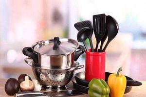 10 chất độc đáng sợ được tìm thấy trong dụng cụ nấu ăn