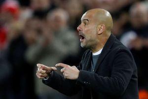 Guardiola: Trận đấu mới hết 'hiệp 1', còn 'hiệp 2' nữa!