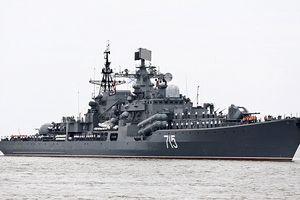 Top 10 tàu chiến mạnh nhất thế giới, Nga đứng chót bảng