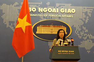 Việt Nam lên tiếng về 'cuộc chiến' thương mại Mỹ - Trung Quốc