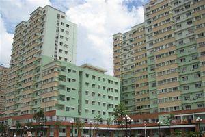 Giải pháp đảm bảo an toàn PCCC khu vực để xe nhà chung cư