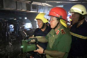 Trung tướng Bùi Văn Thành khẳng định không hạ chuẩn PCCC