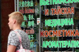 Yêu cầu chấn chỉnh ngay tình trạng 'phố Tàu, nước Nga' ở Nha Trang