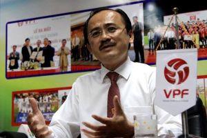 Bầu Thắng: 'Xài tiền VPF không đúng, tôi bỏ tài trợ CLB Long An'
