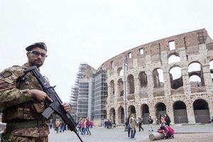 Cảnh báo nguy cơ khủng bố gia tăng tại Italy