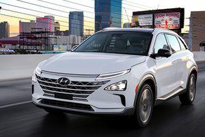 Chi tiết ôtô điện Hyundai Nexo giá chỉ 716 triệu đồng