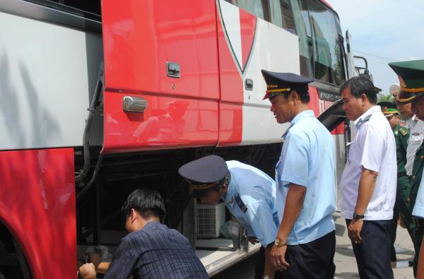 'Nóng' buôn lậu ma túy qua cửa khẩu Tây Ninh