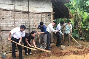 Hỗ trợ xây dựng nhà 'Mái ấm tình thương' cho phụ nữ nghèo