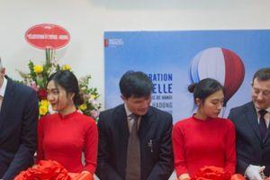 Thêm một không gian văn hóa Pháp tại Việt Nam
