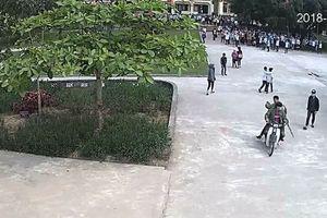 Điều tra vụ đánh hội đồng 1 học sinh ngay tại trường học