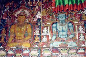 Nghệ thuật tranh vẽ Phật giáo ở Tây Tạng - dấu ấn những công trình