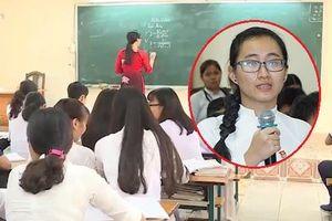 Cô giáo không giảng bài suốt 3 tháng: 'Sao người chuyển đi lại là em?'