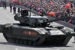 Tăng Armata vắng bóng trong 'Ngày chiến thắng'