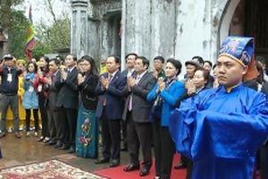 Kỷ niệm 1.770 năm ngày mất Anh hùng dân tộc Triệu Thị Trinh