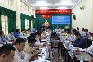 Quận Bình Tân, TP HCM: Hồ sơ trễ hẹn chủ yếu 'dính' đến đất đai
