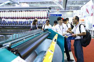 Hơn 900 doanh nghiệp từ 27 quốc gia và lãnh thổ tham gia triển lãm dệt may Saigontex 2018