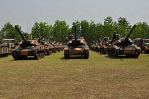 Khám phá tính năng xe tăng hạng nhẹ tốt nhất Đông Nam Á của Lục quân Thái Lan