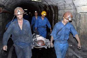 Sập hầm lò ở Quảng Ninh, 2 người thương vong