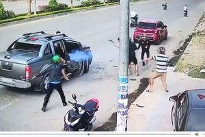 Nổ súng, chém nhau ở Đồng Nai: Khởi tố, bắt tạm giam 5 bị can
